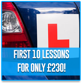 First 10 Lessons Offer