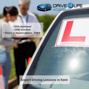 Expert Driving Lessons in Kent