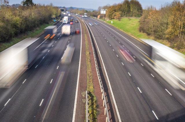 Motorway learner drivers image by Chrispo (via Shutterstock).