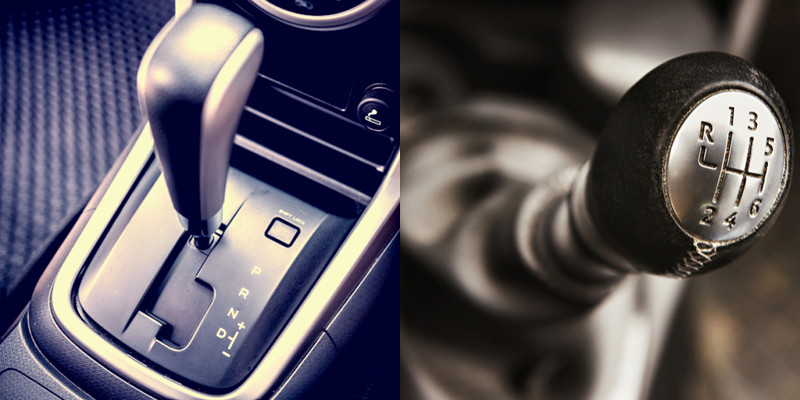 Automatic or Manual Gears?