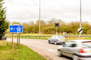 Motorways sign image by Jevanto Productions (via Shutterstock).