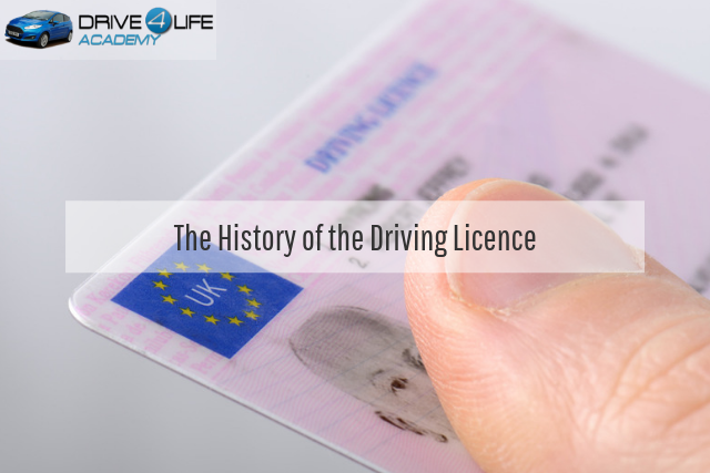 The History of the Driving Licence